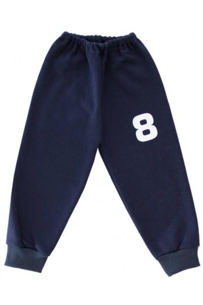pantaloni trening copii bleumarin