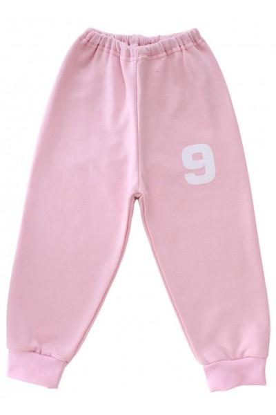 pantaloni trening copii roz