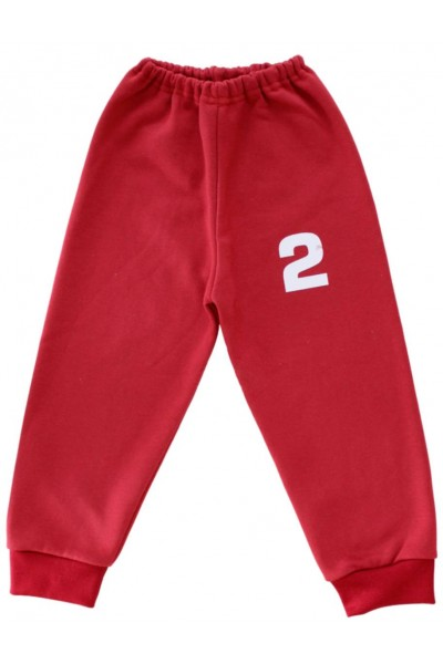 pantaloni trening copii grena