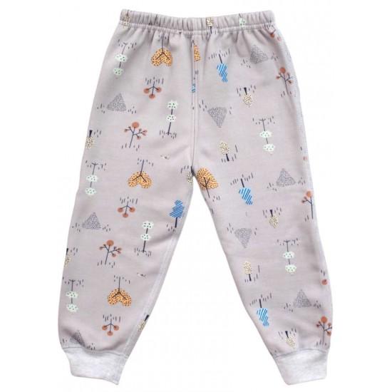Pantaloni copii gri