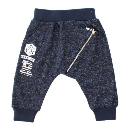 pantaloni copii bleumarin NY