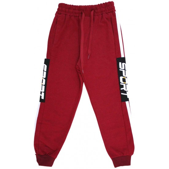 Pantaloni grena sport