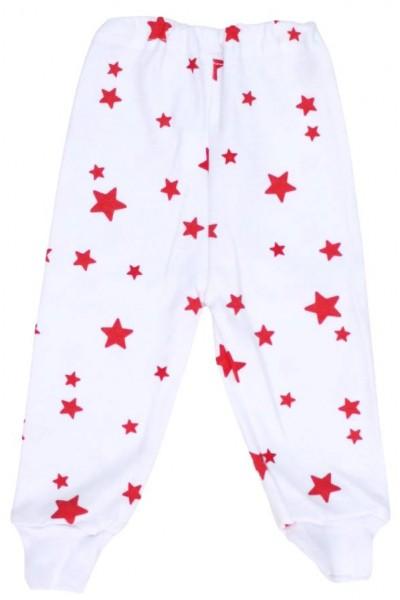 pantaloni casa bc stelute