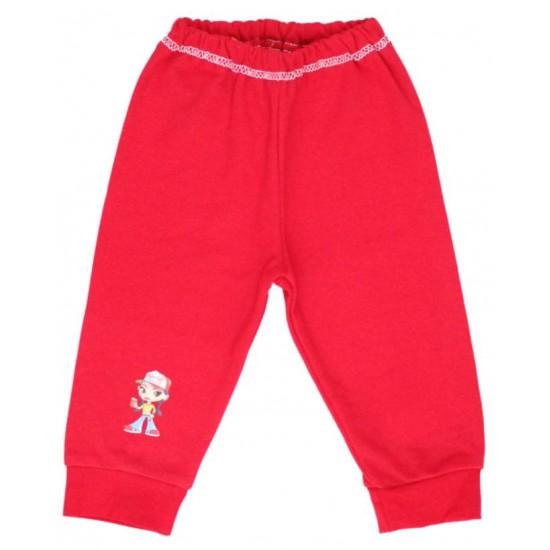 pantaloni trening rosii