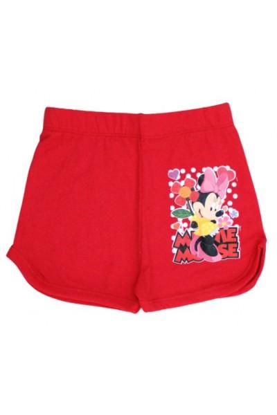pantaloni scurți fete roșii șoricel