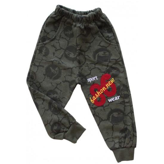 pantaloni bumbac copii kaki sport 86