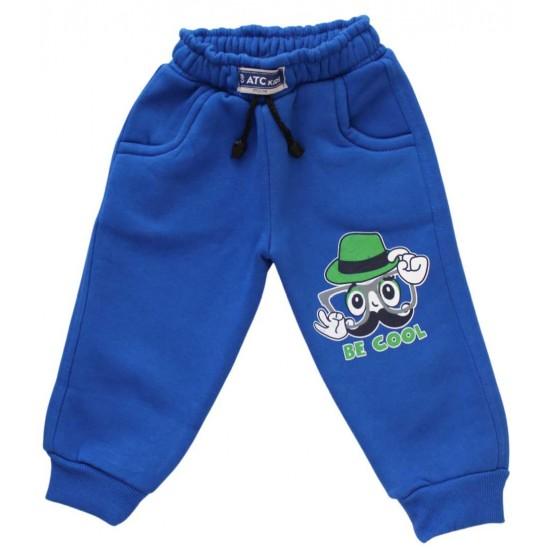 pantaloni atc albastri