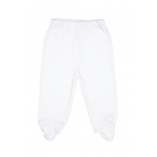 Pantaloni botosel ewelin alb