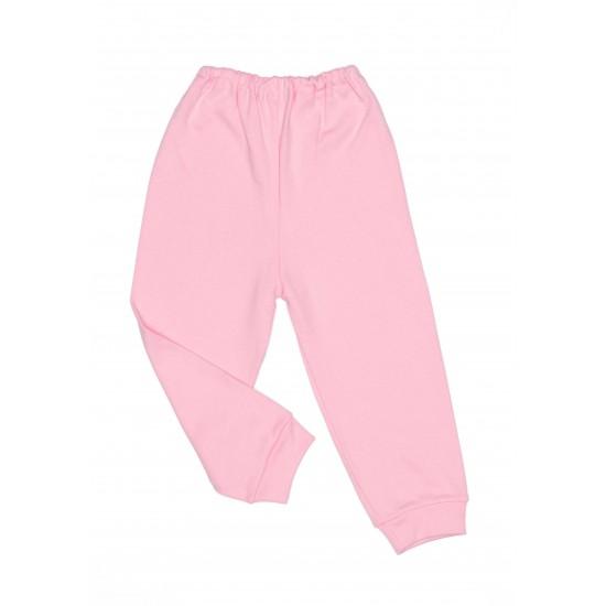 Pantaloni casa bumbac subtire adonis roz