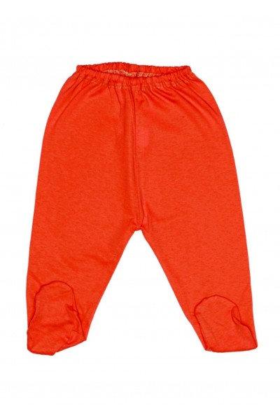 Pantaloni botosel bumbac subtire adonis rosu