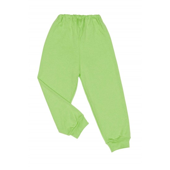 pantaloni casa adonis bumbac subtire vernil