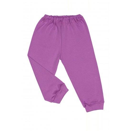 Pantaloni copii iris mov