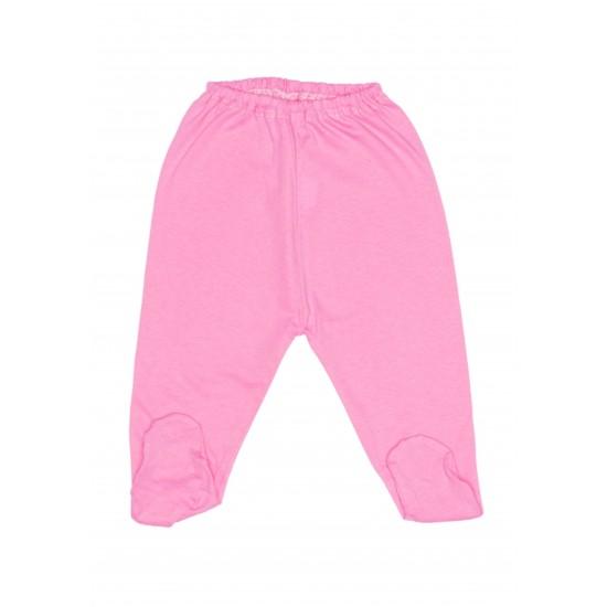 Pantaloni botosel bumbac subtire adonis roz