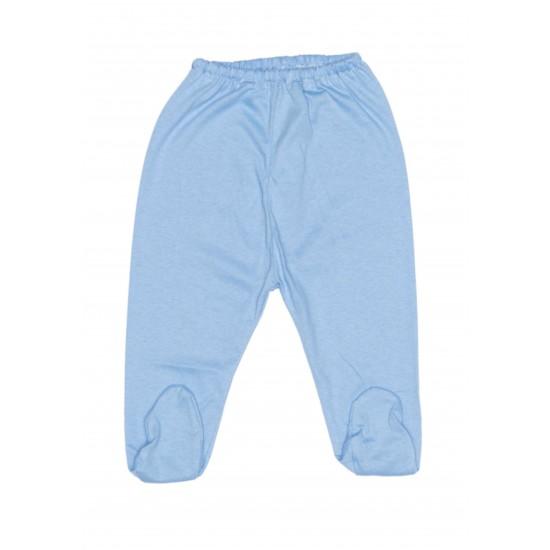 Pantaloni botosel bumbac subtire adonis bleu