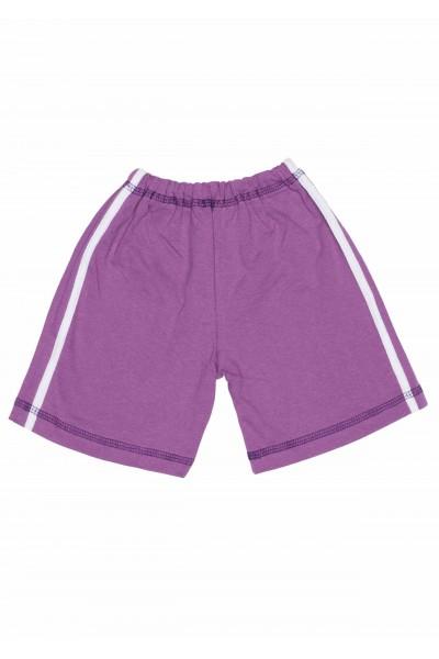 Pantaloni scurti fete mov