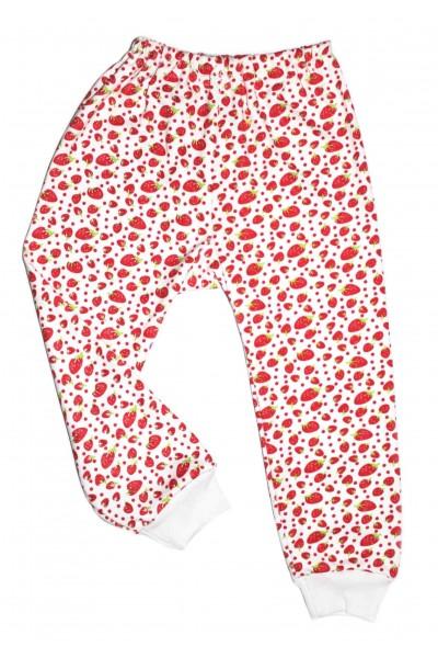 Pantaloni casa azuga capsunici