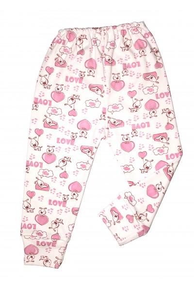 Pantaloni casa adonis love