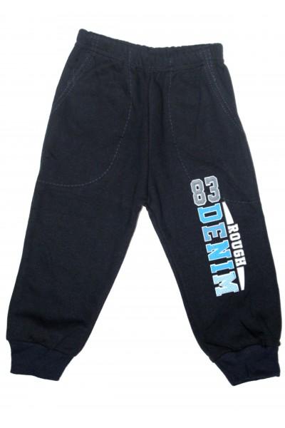 Pantalon Dayan bleumarin