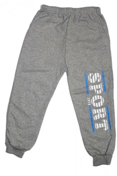 Pantaloni baieti Dayan gri