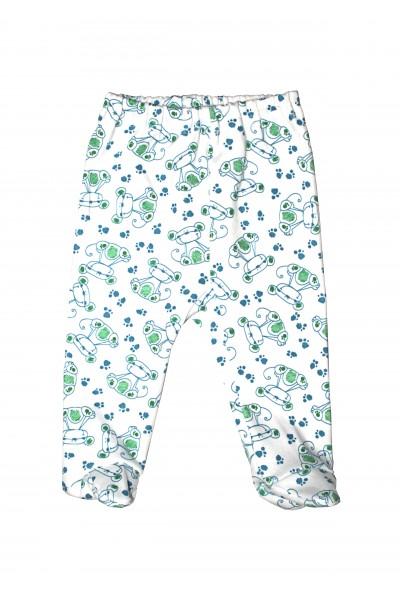 pantalon botosel azuga catei verzi