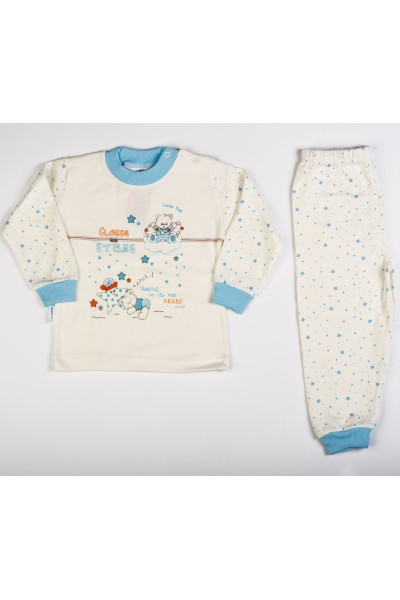 Pijama EL BEBEK little bear baieti