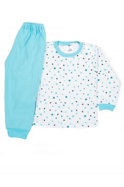 Pijama Iris bleu