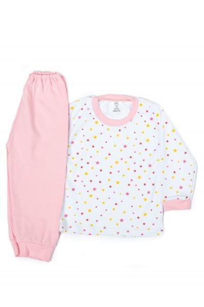 Pijama Iris imprimeu roz