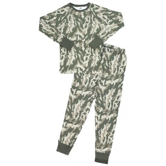pijama slim camo