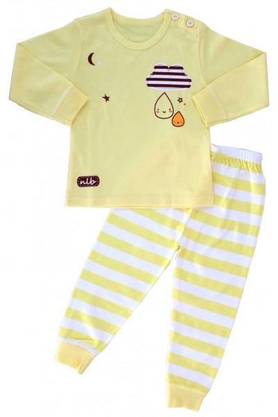 pijamale copii bumbac premium norisor