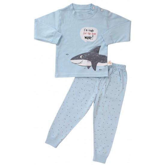 pijamale copii bumbac premium