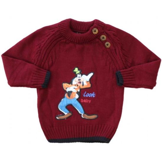 pulover copii grena catel