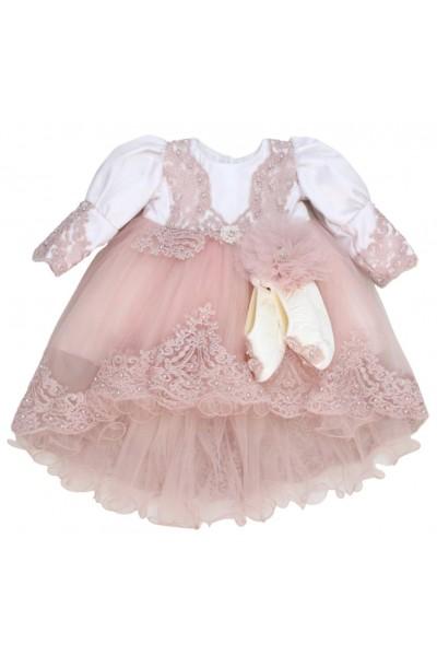 rochita botez trena roz