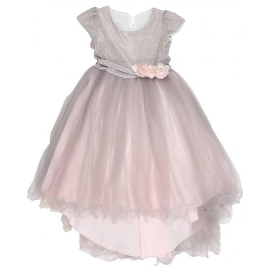 rochita roz pudrat bella