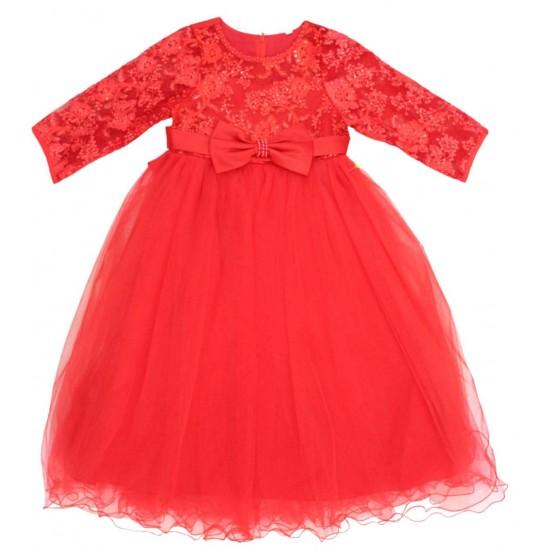 rochita rosie dantela