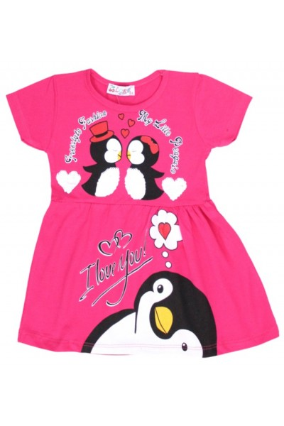 rochita pinguin cyclamen