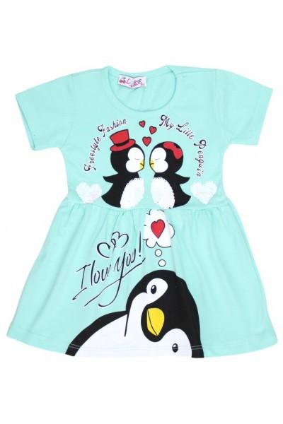 rochita pinguin vernil