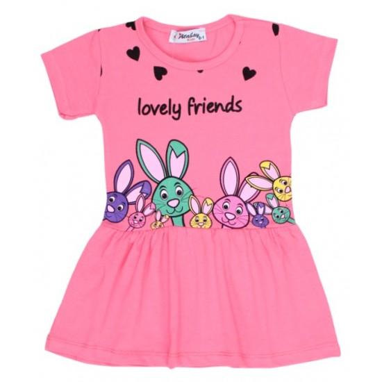 rochita iepuras cyclame lovely friends