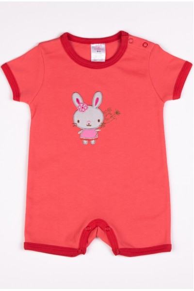 Salopeta bunny OHM & Emmy roz