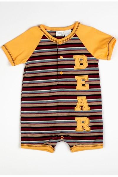 Salopeta Bear Little baby M dungi