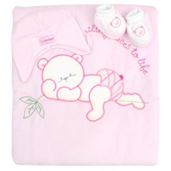 port-bebe roz ursulet