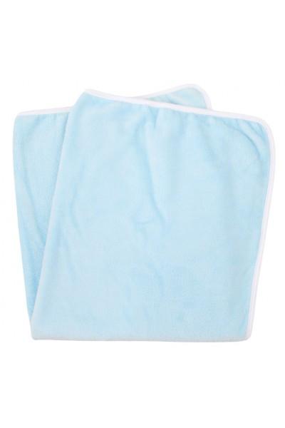 Paturica bebe cocolino bleu