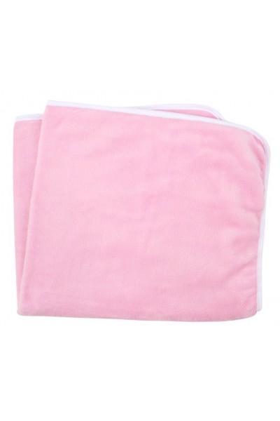 Paturica bebe cocolino roz