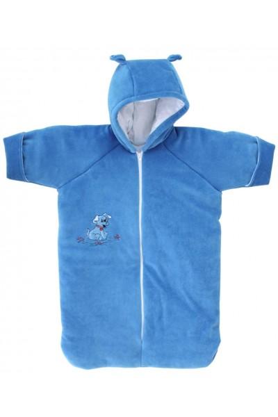 port bebe bleu