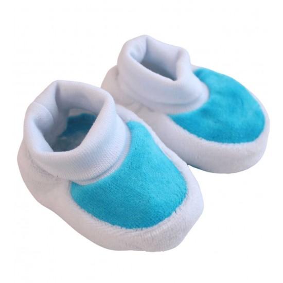 botosei bebe catifea turcoaz