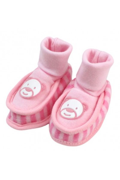 botosei bebe catifea ewe roz